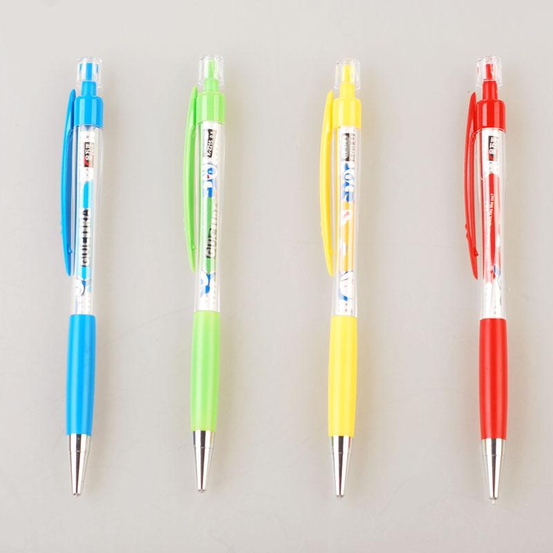 多啦a梦小长夹束杆0.5mm针管2b自动铅笔
